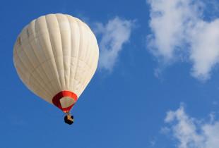 Nepamirštamas skrydis ORO balionu Dviem