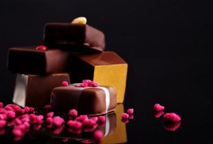 Rankų darbo šokoladinės dovanos išsinešimui