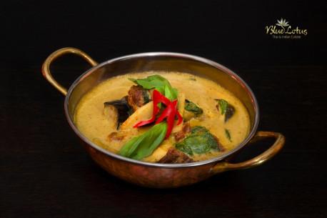Vakariene indiško ir tailandietiško maisto restorane Blue Lotus_2