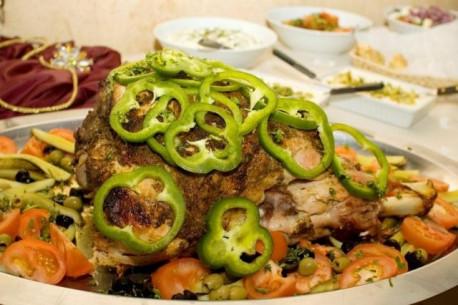 Graikiška vakarienė restorane SPYROS METAXA