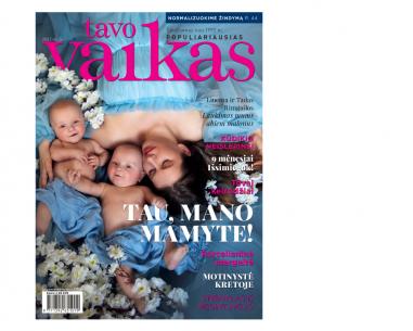 Tavo vaikas žurnalo prenumerata