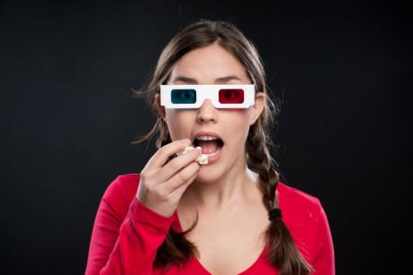 Kino centro MULTIKINO 3D bilietas