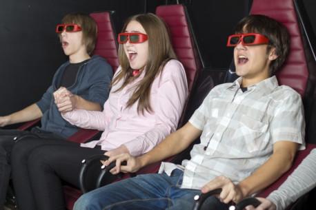 Kino centro MULTIKINO 3D bilietai šeimai ŠEIMA 4