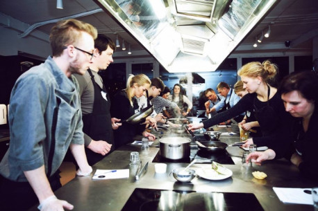 Kulinarijos kursai ČIOP ČIOP  studijoje