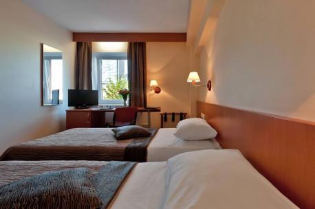 Nakvynė dviem viešbutyje EUROPA CITY VILNIUS su pramogomis