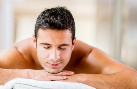 Giluminis viso kūno masažas vyrams TITANO GALIA