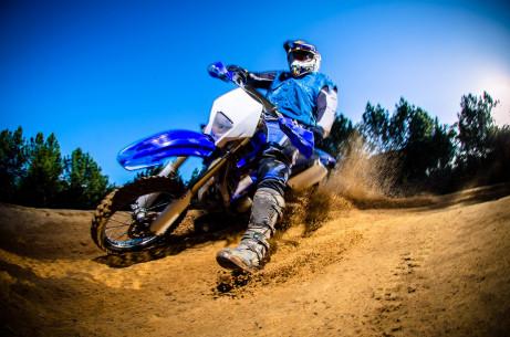 Ekstremalus važiavimas Enduro motociklu