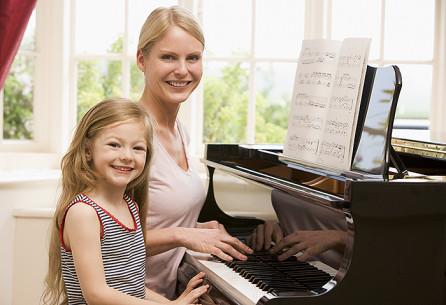 Individualios fortepijono pamokos Šiauliuose