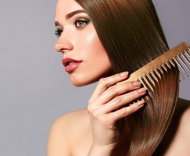SPA procedūra plaukams su migdolų aliejais