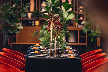 Degustacinė vakarienė restorane Hilton Garden Inn