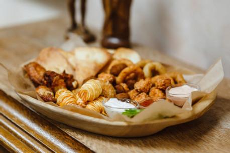 Tradiciniu patiekalu restoranas Palangoje HBH Palanga