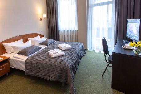 2 nakvynės Druskininkuose, viešbutyje PUŠYNAS