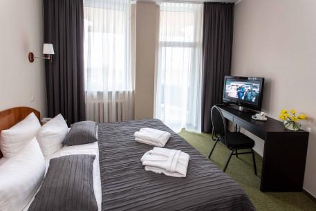 Poilsis su Druskininkų vandens parko pramogomis viešbutyje PUŠYNAS