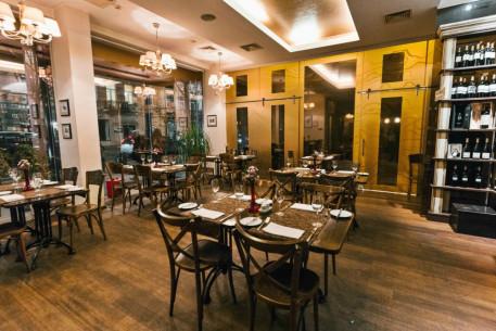 Jauki vakarienė dviem ESSE restorane