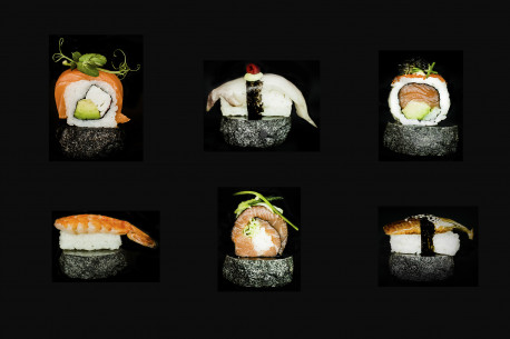 Apsilankymas dviem restorane MIYAKO