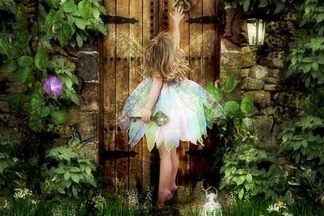 Paslapčių kambarys vaikams ELFŲ KARALYSTĖ