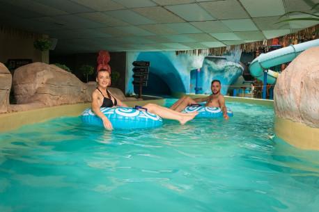 Pirties malonumai  ir vandens pramogos Vichy vandens parke