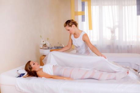 Liekninamasis, celiulita mažinantis Tauragėje masažas 3