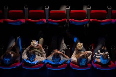 Kino centro MULTIKINO bilietai šeimai ŠEIMAI 4