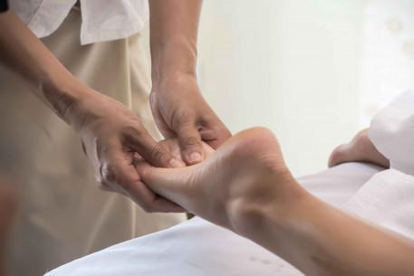 Pėdų masažas JUNANI