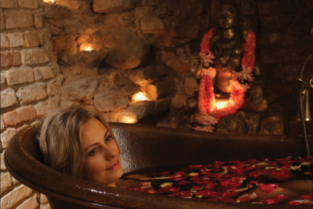 Spa ritualas Shanti  Namaste
