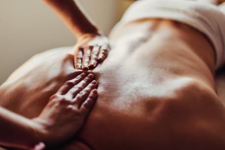 Sportinis masažas tikriems vyrams