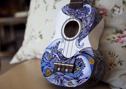 Individualios ukulelės pamokos Vilniuje