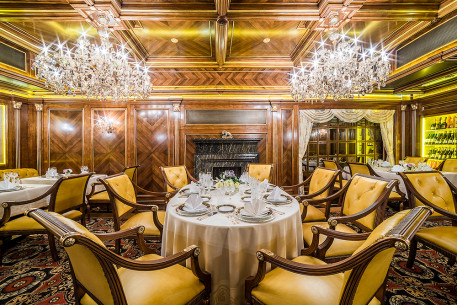 Romantiška vakarienė dviem restorane IMPERIAL