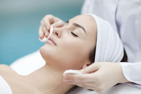 Regneruojanti veido procedūra su Babor kosmetika
