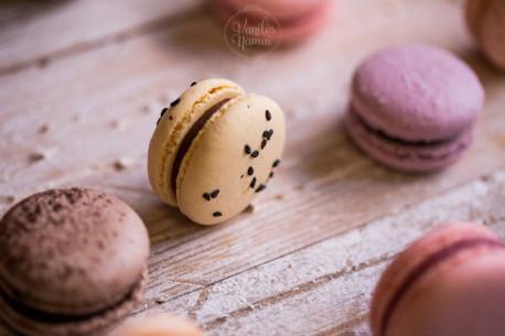 Prancūziškų desertų degustacija HAUTE COUTURE III DVIEM