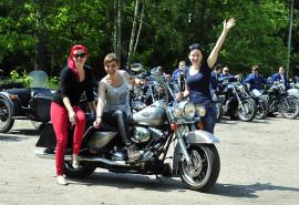 Pasivažinėjimas pasirinktu solo motociklu