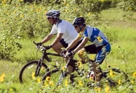 """Žygis dviračiais Kuršių Nerijoje """"Tarp miškų ir smėlynų"""""""