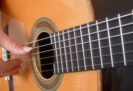 Gitaros pamokos Kaune