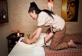 Tradicinis tailandietiškas masažas Vilniuje