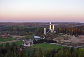 Žvaigždžių stebėjimas Lietuvos Etnokosmologijos muziejuje dviem