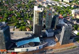Ypatingas VIP skrydis oro balionu Vilniuje arba Trakuose