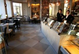Šokolado fondiu Vilniuje ir Trakuose