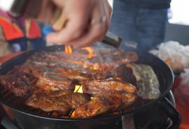 Pasiplaukiojimas BBQ plaustu