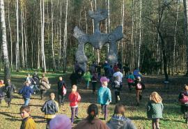 Apsilankymas Europos parke šeimai (2 suaugę + 2 vaikai)