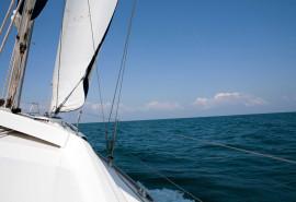 Dienos pasiplaukiojimas jachta po Kauno marias