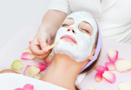 """""""Express"""" drėkinamoji veido odos procedūra su prancūziška kosmetika"""