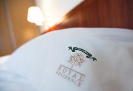 Nakvynė mini Apartamentuose 4* viešbutyje Royal SPA Residence Birštone dviem