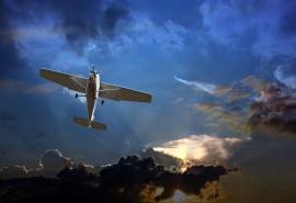 Įsimintinas skrydis virš 12 ežerų