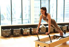Individuali pilateso treniruotė