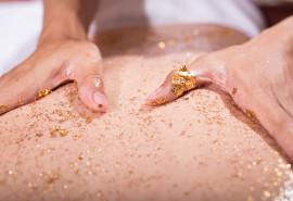 Švelnios prabangos ritualas su auksu
