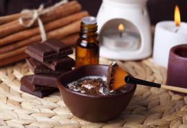 Saldžioji šokolado terapija