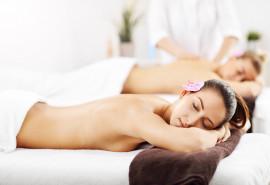 Nesvarumo terapija ir viso kūno atpalaiduojantis masažas