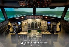 Realaus skrydžio simuliatorius (75 min.)